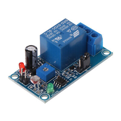 Photoswitch Light Sensor Switch LDR Photoresistor Relay Module 5V Detect Board