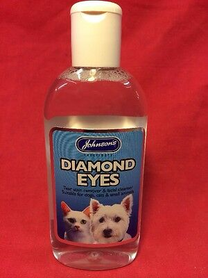 Tear Stain Remover Facial Cleanser Dogs Cats Rabbits Small Animals 125 ml