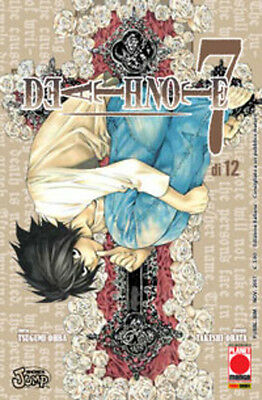 Planet Manga - Death Note 7 - Ristampa - Nuovo !!!