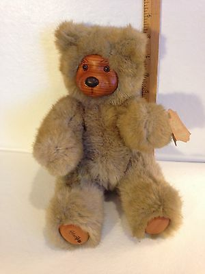 ROBERT RAIKES BEARS~Cookie~Signed with Tag