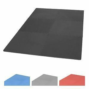 Floor Mats Set (6 mats 12 edges)