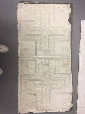 "Antique Tin Ceiling Tile 24"" x 48"""
