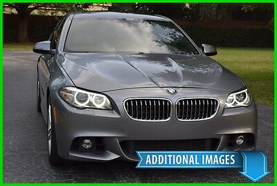 2014 BMW 5-Series 528i M-SPORT - ONE OWNER - FREE SHIPPING SALE! 528i 528 i 535I 535 750i 750li 750 i li mercedes benz e350 infiniti q50 msport
