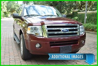 2011 Ford Expedition XLT - 3RD ROW - ONE OWNER - FREE SHIPPING SALE! Ford SUV chevy tahoe chevrolet suburban cadillac escalade gmc yukon xl denali