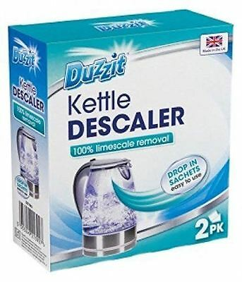 Easy To Use Kettle Kitchen Appliance Descaler Limescale Remover Cleaner
