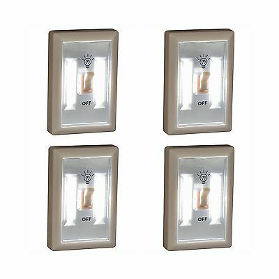 Promier LED Wireless Light Switch Under Cabinet RV Kitchen Night Light Counte...