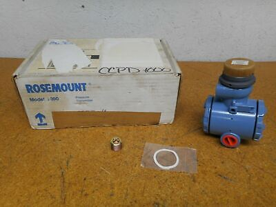 ROSEMOUNT Model 2090 PG1A22A1 Pressure Transmitter 0-2.86 PSI 4-20mA New