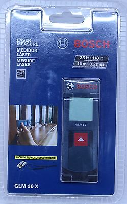 Bosch GLM 10 Laser Distance Measurer - Up to 35'