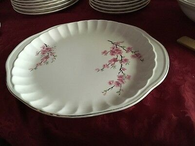 Peach Blossom Bolero W S Large Serving Dish 12""