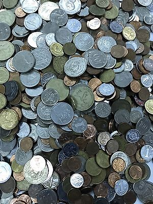 65 Pounds Of Mixed World Coins Lot 2