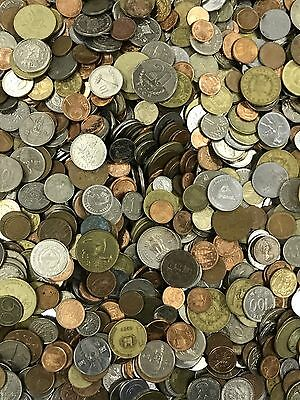 65 Pounds Of Mixed World Coins Lot 6