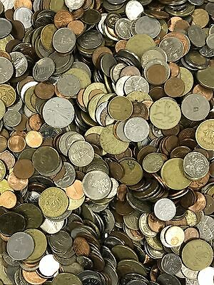 65 Pounds Of Mixed World Coins Lot 12