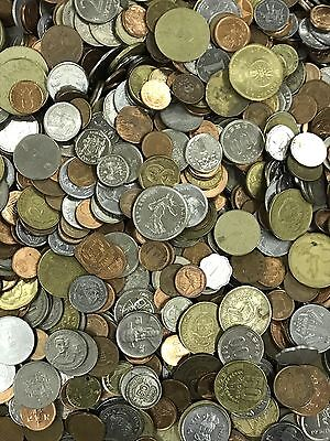 65 Pounds Of Mixed World Coins Lot 15