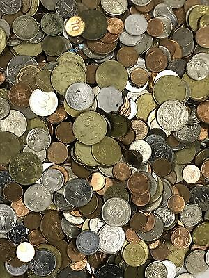 65 Pounds Of Mixed World Coins Lot 16