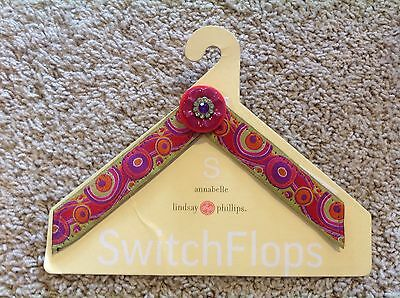 Lindsay Phillips SwitchFlops Straps - Annabelle - small