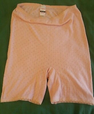Vintage CHILPRUFE Vilof Thermal Pantee Size 20/22  50% Polyester 50% Viscose