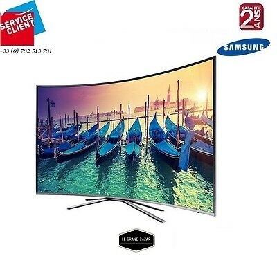 "Samsung UE49KU6500 ‑  TV LED - 4K Ultra HD - 49"" - Incurvé - Garantie 2ans"