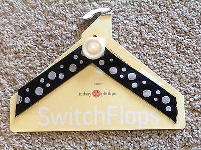NWT Lindsay Phillips Switchflops Straps - Anne - small