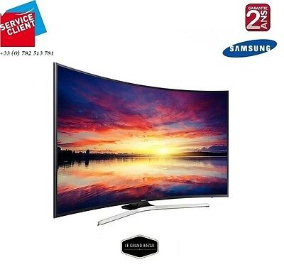 "Samsung UE49KU6100 ‑  TV LED - 4K Ultra HD - 49"" - Incurvé - Garantie 2ans"