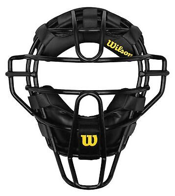 Brand New Wilson Dyna-Lite Umpire and Catcher's Face Mask