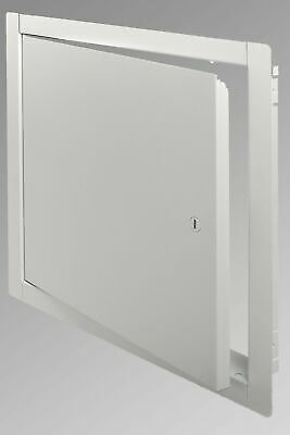 "Brand New Acudor ED-2002 Flush Access Door 24"" x 24"", White"