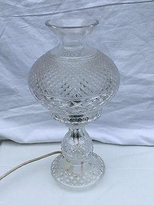 A Lovely Waterford Crystal Lismore Statement Vase 14