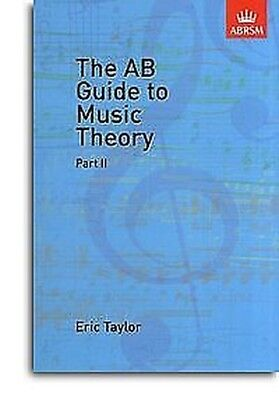 The ab Guide to Musik Theory Teil II