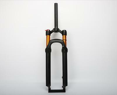 26inch Bike Fork MTB Mountain Bicycle Light Weight Air Suspension Forks 28.6mm