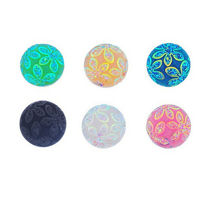 Noosa Style Snap Button Chunks Charms Various Colours Resin Glitter Buttons 20mm