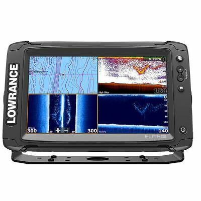 Lowrance Elite-9Ti Fishfinder No Transducer 000-14371-001 #62120203