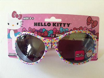 Hello Kitty Ages 3+ Sunglasses for Kids 100% UV Protection