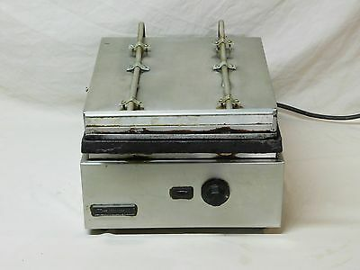USED Toastwell LG 9 Commercial Flat Plate Panini Grill & Sandwich Press