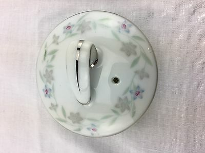 Vintage 1950's Mid-Century Made in Japan Replacement Tea Pot Lid Gift Craft