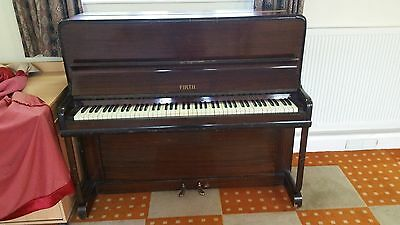 Firth Upright Piano