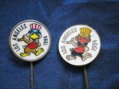 1984 Summer Olympics Los Angeles, California, United States / Rare Badges