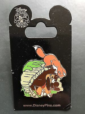 Disney Pin The Fox And Hound