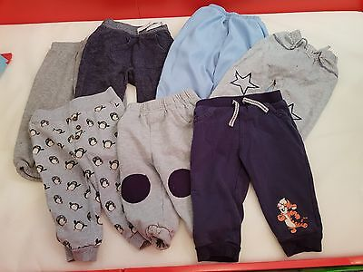boys joggers 9-12 months