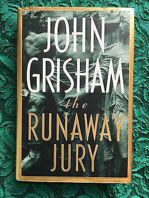 The Runaway Jury by John Grisham (1996, Hardcover)