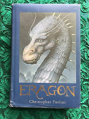 The Inheritance Cycle: Eragon Bk. 1 by Christopher Paolini (2003, Hardcover)
