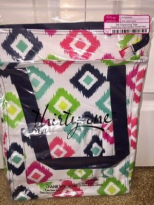 Thirty One Tall Organizing Tote Candy Corners New in Package