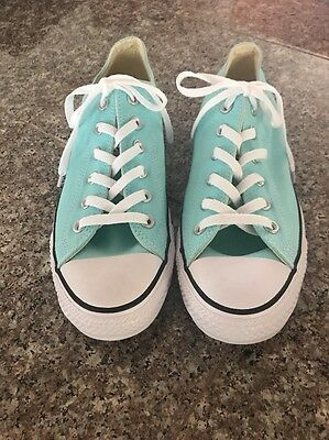 Men's Size 8 Women's Size 10 Converse All Star Canvas Sneakers New Chuck Taylor