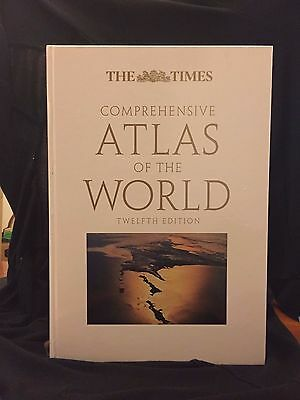 """the Times"" Comprehensive Atlas Of The World- 12Th Edition"