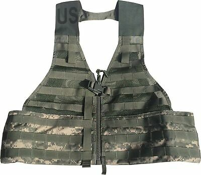 SDS Official US Military MOLLE II Army ACU FLC Fighting Tactical Assault Vest Ca