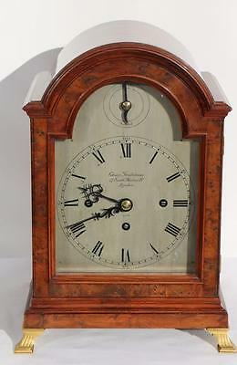Frodsham Triple Fusee Chronometer Westminster Bracket Clock Watch Video