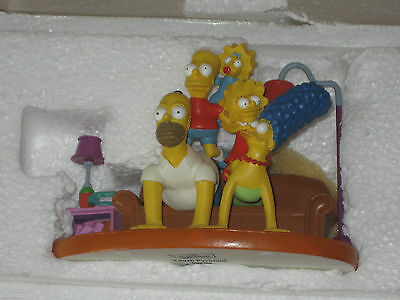 """Hamilton Simpsons Couch Gags Diorama - """"Couch Pyramid"""" - Look at Maggie!!"""