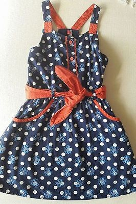 orchestra robe bleue à poid sea side travel 2ans