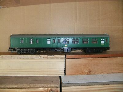 Mainline MK1 SR Green Corridor Brake Coach S34938, not boxed