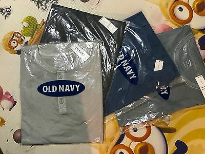 Lot Sale of Old Navy Henley T Shirts XL Various Colors