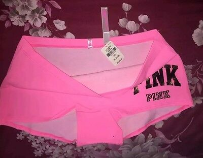 Nwt Lot Of 2 Victoria's Secret Pink Panties Size Large