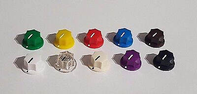 3/5/10 Pack MXR Style Potentiometer Knob MULTILISTING Guitar Effects